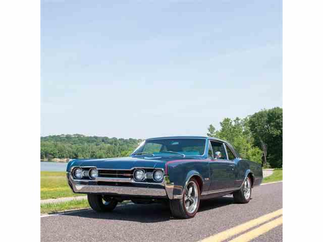 1967 Oldsmobile 442 W-30 | 861745