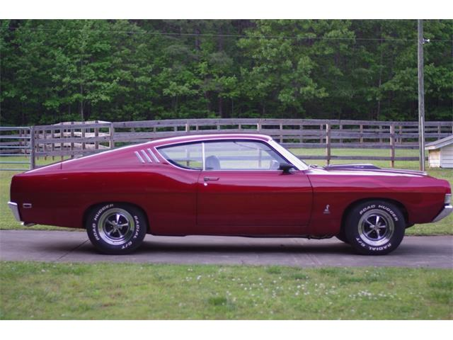 1969 Ford Fairlane 500 | 861786
