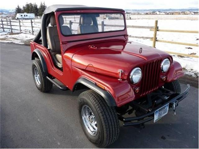 1959 Jeep Willy's | 861795