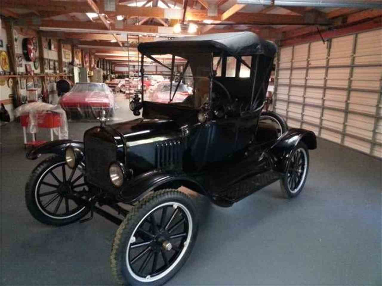 Large Picture of '21 Model T - IGYX