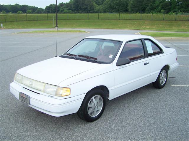 1993 Mercury Topaz GS 5-SPD Coupe | 861806