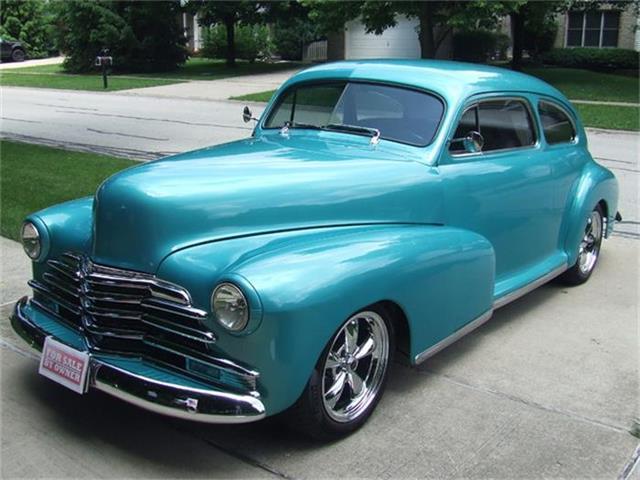 1948 Chevrolet Aero Sedan | 861807