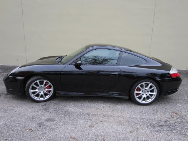2003 Porsche 911 Carrera 4 | 861810