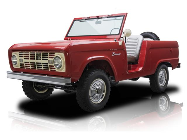 1966 Ford Bronco Roadster U13 | 861828
