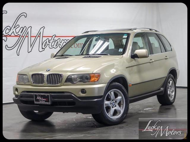 2000 BMW X5 | 861829