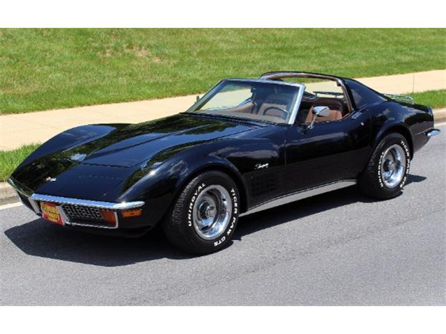 1972 Chevrolet Corvette | 861832
