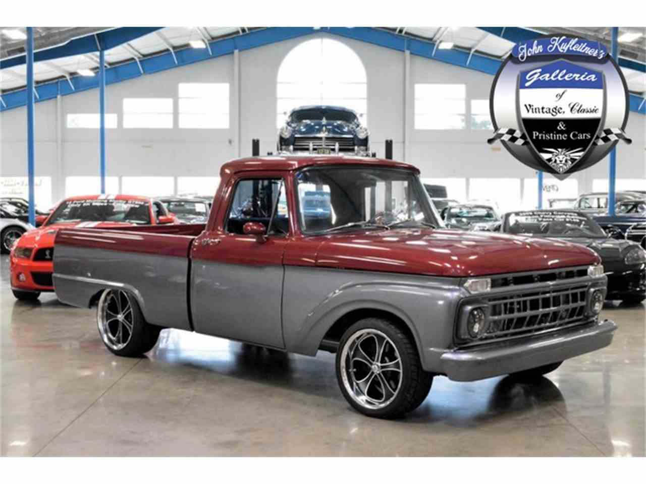 Similar vehicles 1965 ford f100 1031109