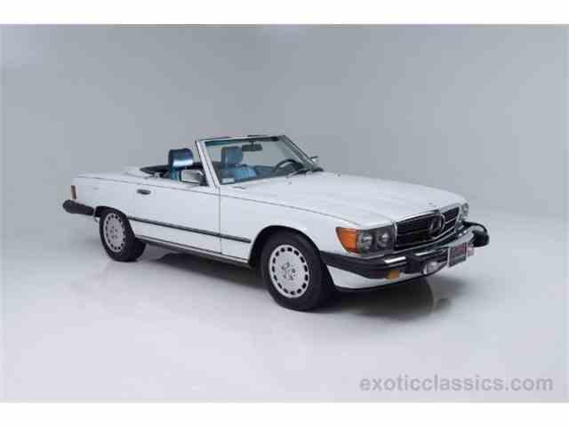 1989 Mercedes-Benz 560 | 861835