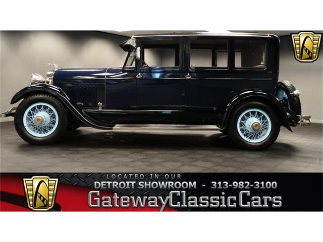 1928 Lincoln 4-Dr Sedan   861845