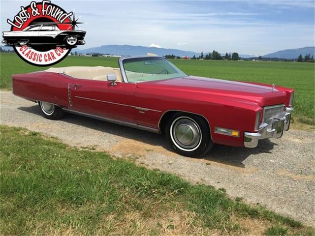1971 Cadillac Eldorado | 861861