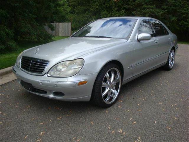 2002 Mercedes-Benz S-Class | 861873
