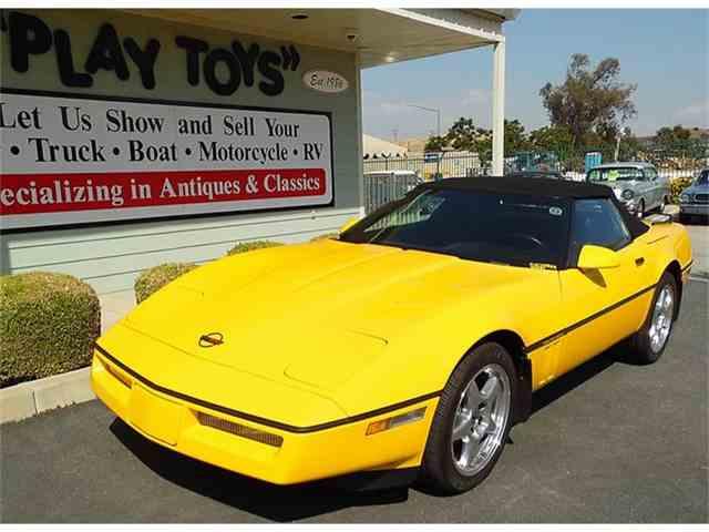 1990 Chevrolet Corvette | 860197