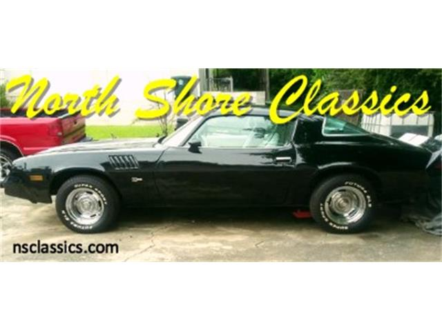 1978 Chevrolet Camaro | 861970