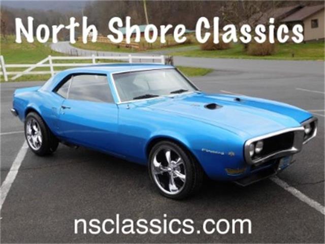 1968 Pontiac Firebird | 861972