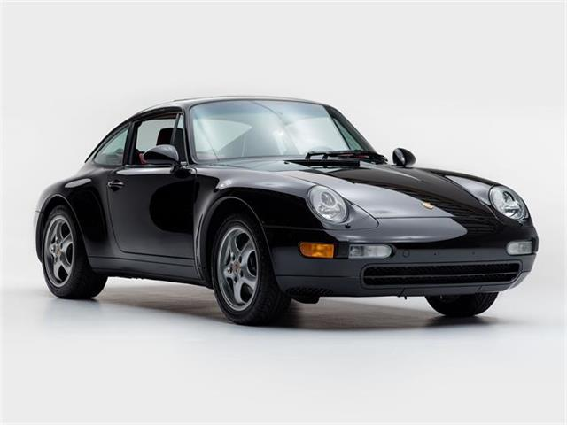 1996 Porsche 911 Carrera | 861996
