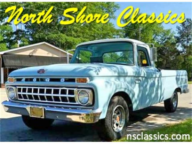 1965 Ford F100 | 862010