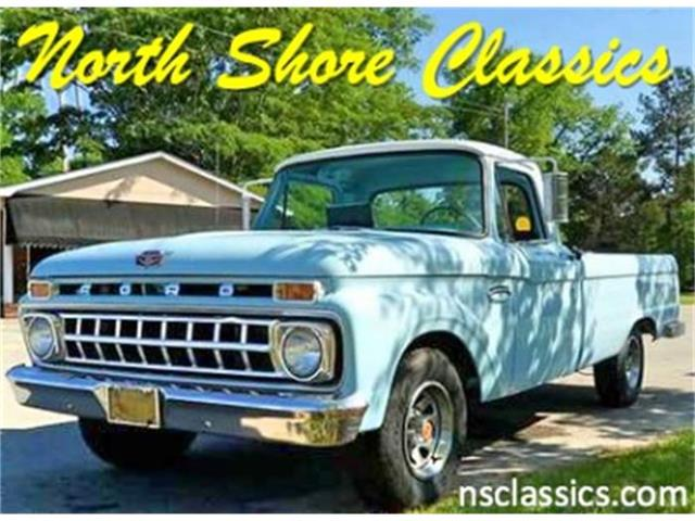 1965 Ford F100   862010