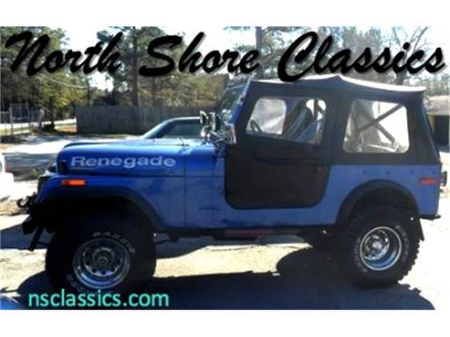 1979 Jeep Wrangler | 862020