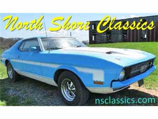 1972 Ford Mustang | 862023
