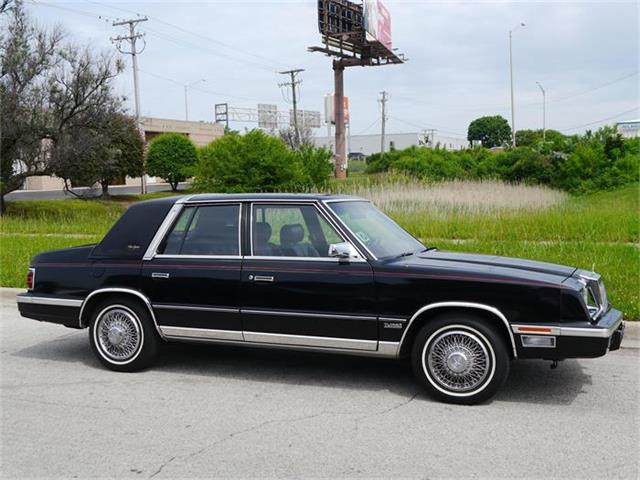 1987 Chrysler New Yorker | 860206