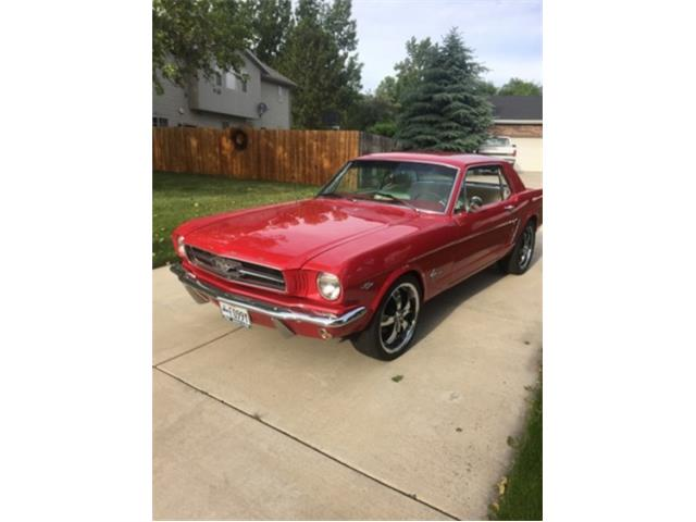 1964 Ford Mustang | 862078