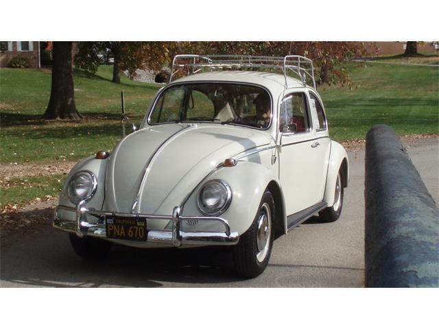 1966 Volkswagen Beetle | 862097
