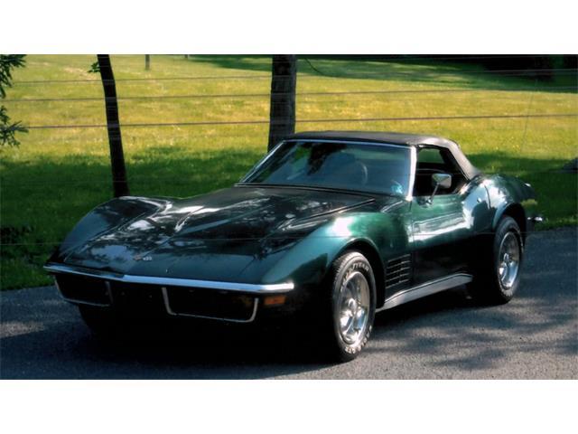 1972 Chevrolet Corvette | 862107