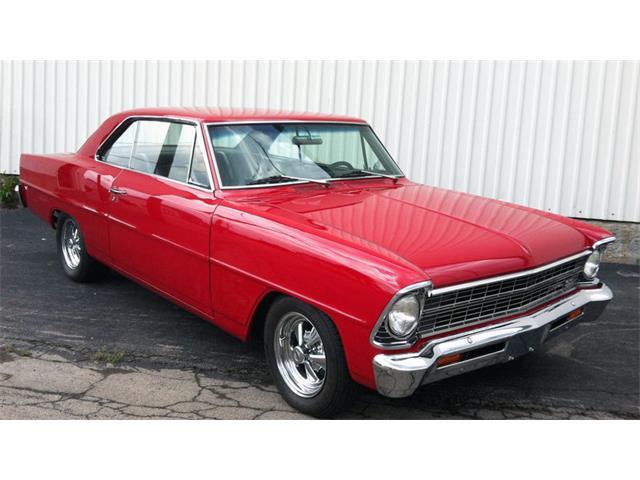 1967 Chevrolet Nova SS   862110