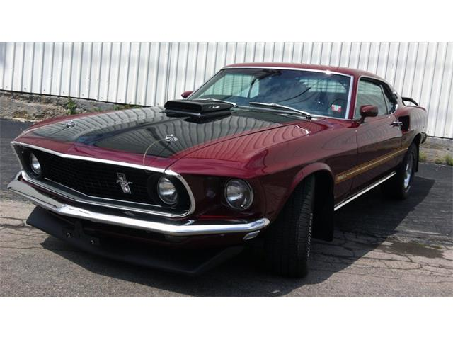 1969 Ford Mustang Mach 1 | 862115