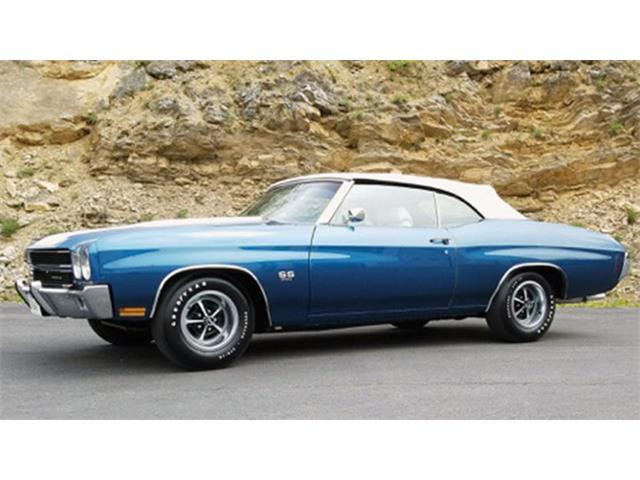1970 Chevrolet Chevelle SS | 862118