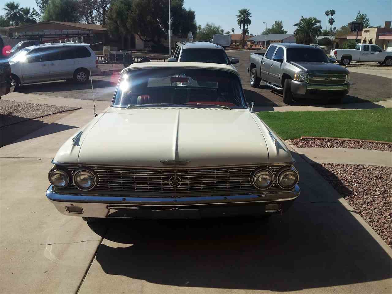 1962 ford galaxie 500 for sale cc 860214. Black Bedroom Furniture Sets. Home Design Ideas