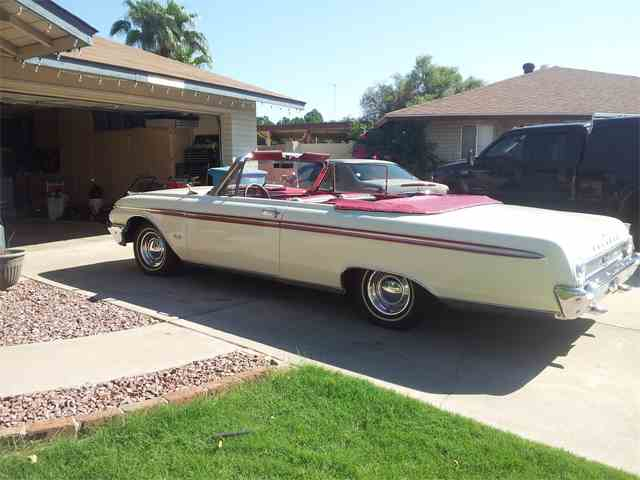 1962 Ford Galaxie 500 | 860214