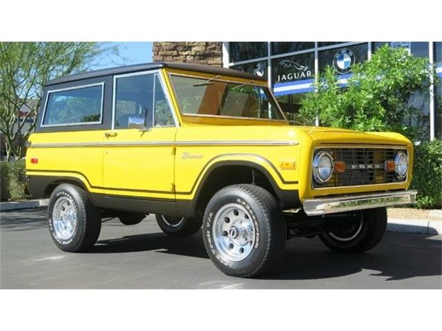 1976 Ford Bronco | 860218