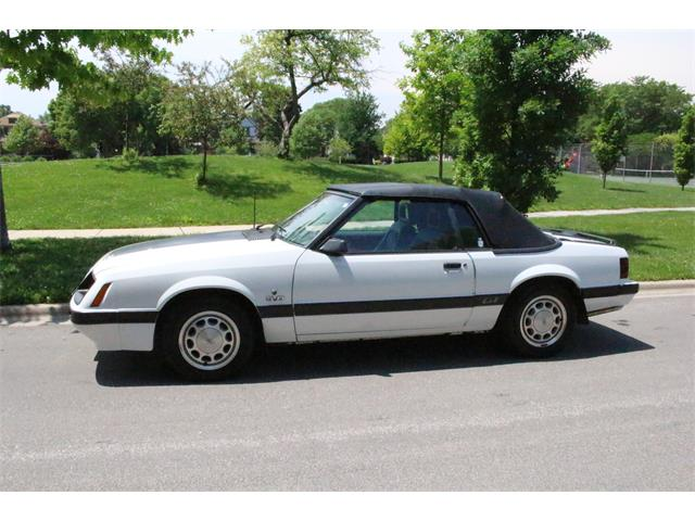 1986 Ford Mustang GT | 860219