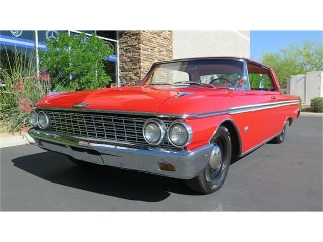 1962 Ford Galaxie 500 | 860221