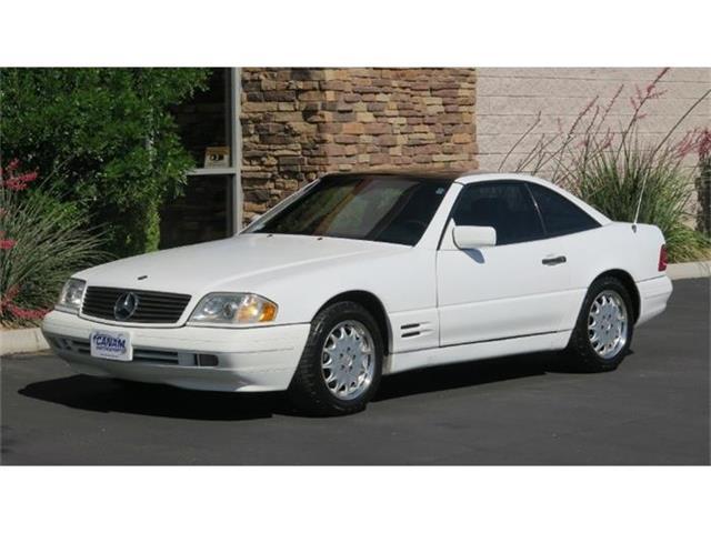 1997 Mercedes-Benz SL-Class | 860222