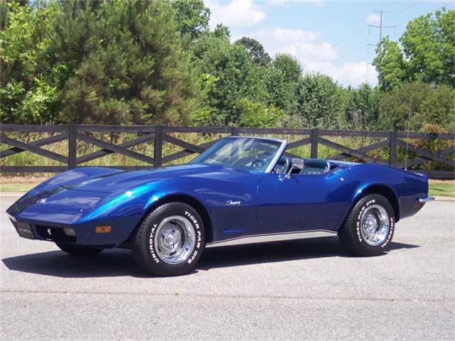 1973 Chevrolet Corvette | 860227