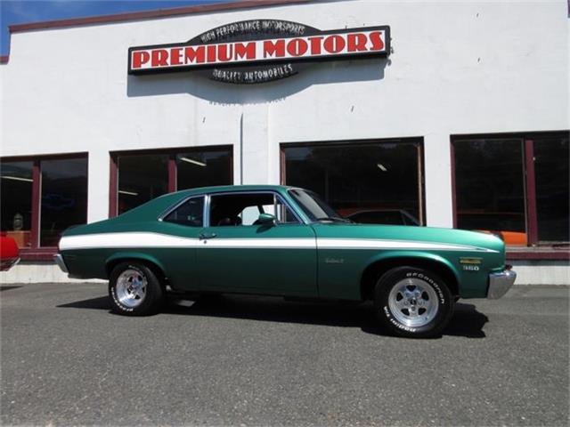 1972 Pontiac Ventura | 860237