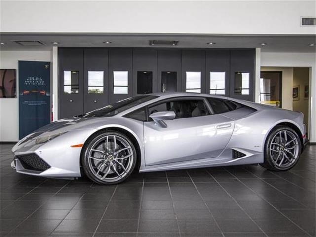 2016 Lamborghini LP610-4 Huracan Coupe | 860238