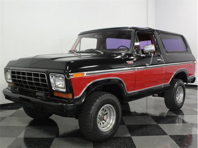 1978 ford bronco for sale on 3 available. Black Bedroom Furniture Sets. Home Design Ideas