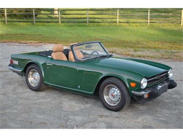 1974 Triumph TR6 | 860250
