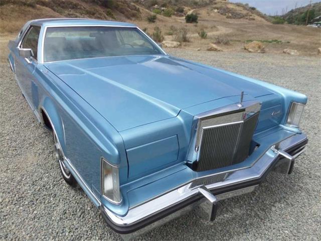 1978 Lincoln Mark V | 860259
