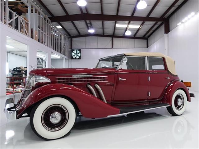 1936 Auburn 852 | 862595