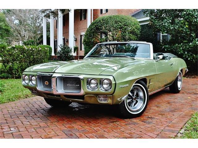 1969 Pontiac Firebird | 860262