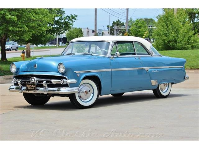 1954 Ford Crestline Victoria World Class Show Car | 860263