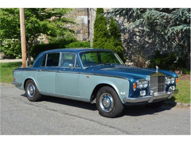 1976 Rolls-Royce Silver Shadow | 860282