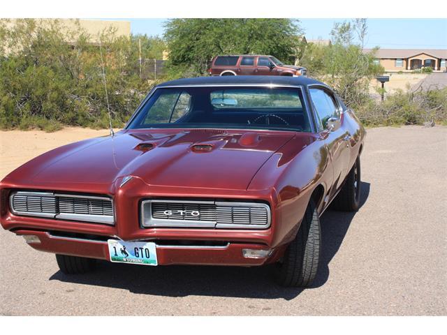 1968 Pontiac GTO | 862841
