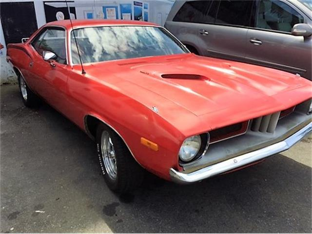 1973 Plymouth Barracuda | 862844