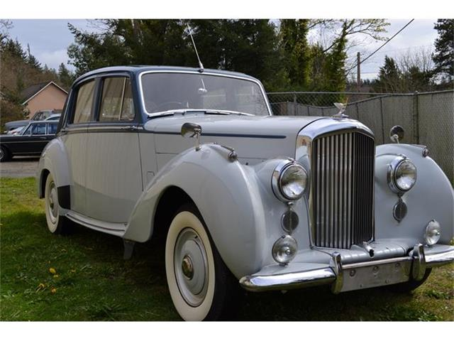 1954 Bentley R Type | 862847