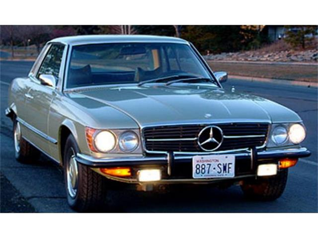 1973 Mercedes-Benz 450SL | 862854